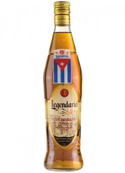 Legendario Dorado Rum 0,7 L