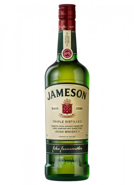Jameson Irish Whiskey 0,7 L