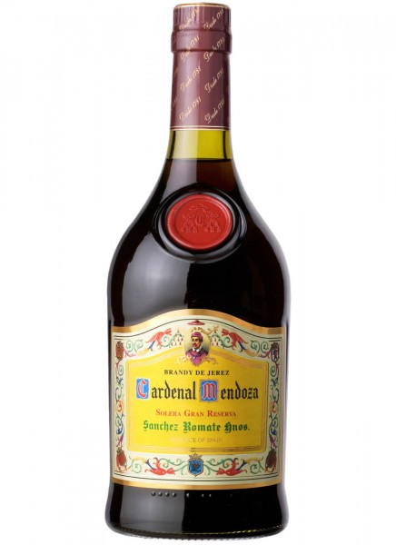 Cardenal Mendoza Brandy 0,7 L