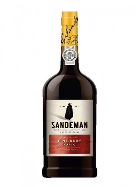 Sandeman Fine Ruby Portwein 0,75 L
