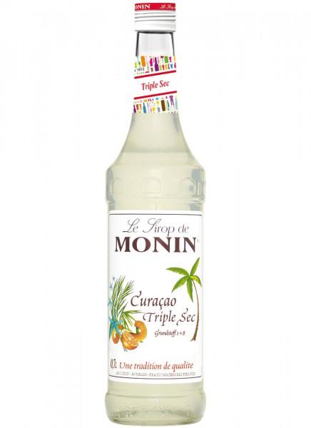Monin Sirup Curacao Triple Sec 0,7 L