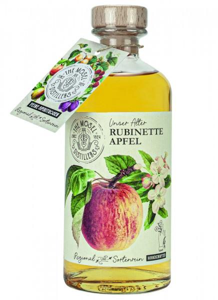 The Mosel Distillers Rubinette Apfel 0,5 L
