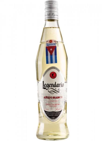 Legendario Anejo Blanco Rum 0,7 L