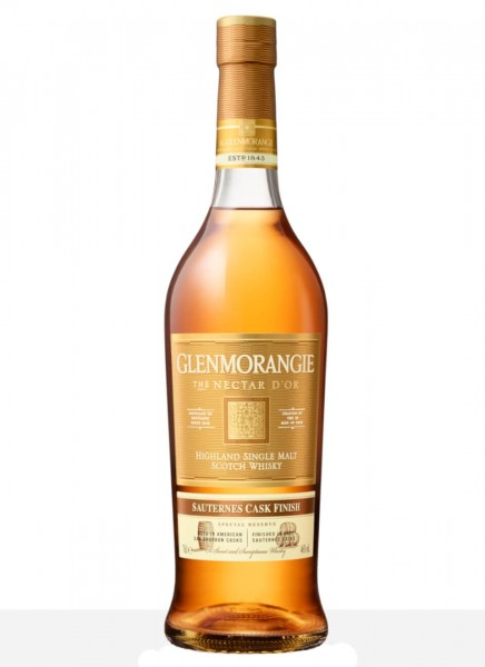 Glenmorangie Nectar D'Or Highland Single Malt Scotch Whisky 0,7 L