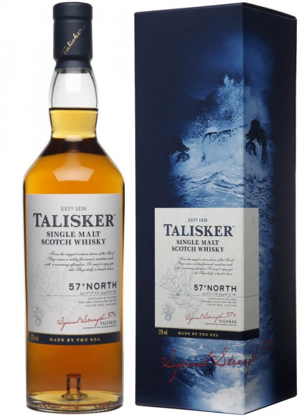 Talisker 57° North Single Malt Scotch Whisky 0,7 L