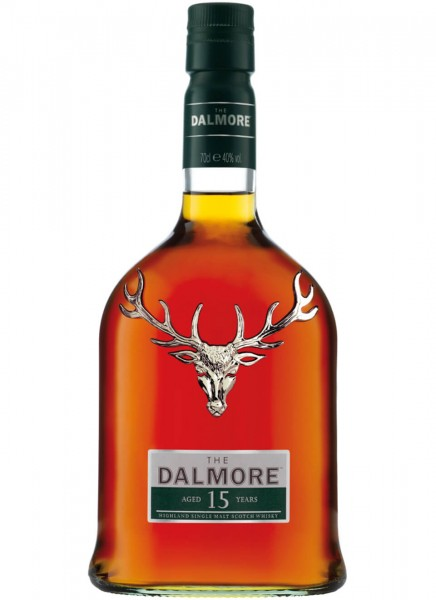 Dalmore 15 Years Highland Single Malt Scotch Whisky 0,7 L