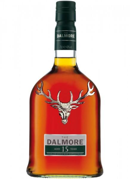 Dalmore 15 Years Highland Single Malt Scotch Whisky 0,7 L