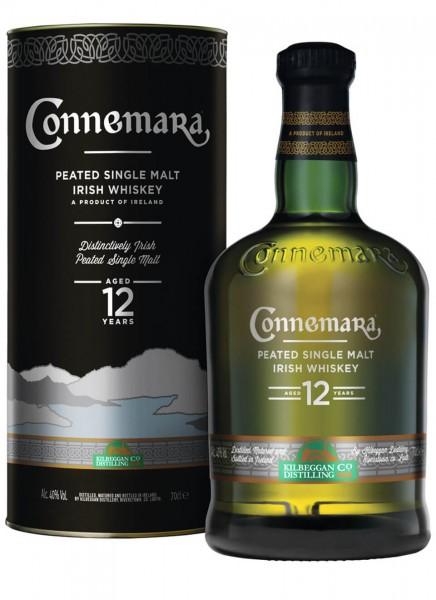 Connemara Peated Malt 12 Years Irish Whiskey 0,7 L