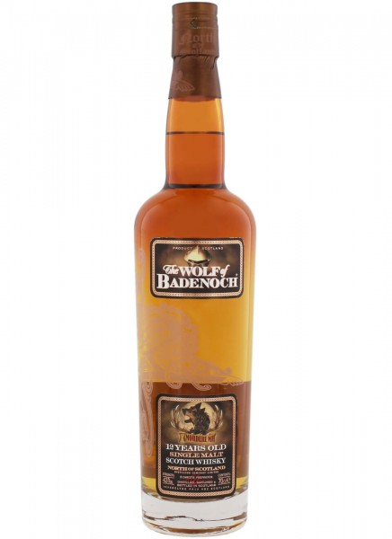The Wolf of Badenoch 12 Jahre Single Malt Whisky 0,7 L