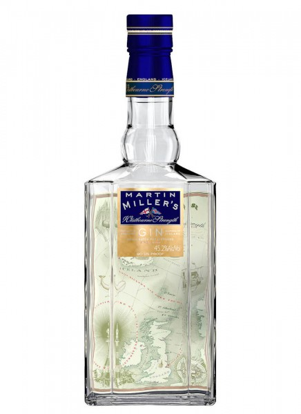 Martin Millers Gin Westbourne Strength 45,2% 0,7 L