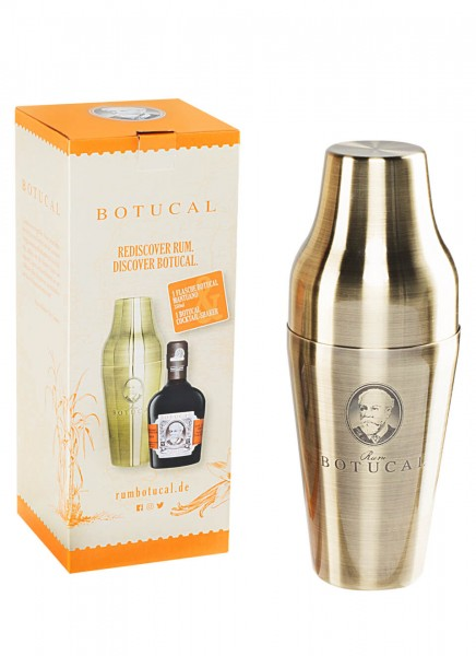 Ron Botucal Mantuano Geschenkset 0,35 L