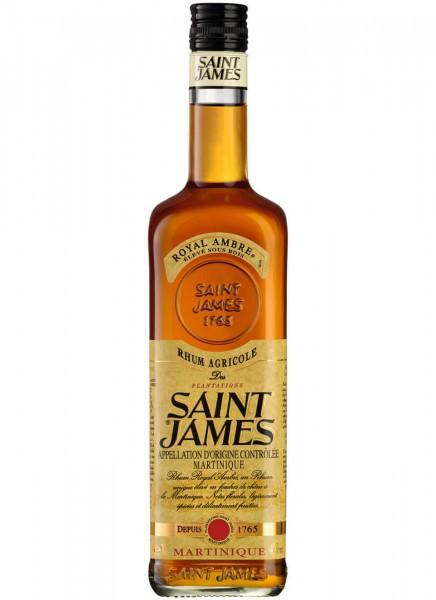 Saint James Rum Ambré 0,7 L