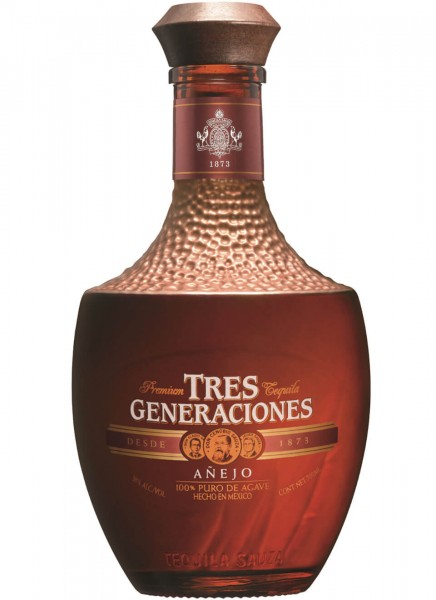 Sauza Tres Generaciones Anejo Tequila 0,7 L