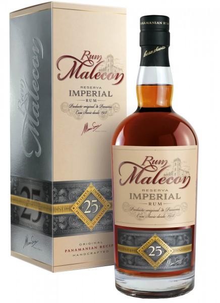 Malecon Reserva Imperial 25 Anos Rum 0,7 L