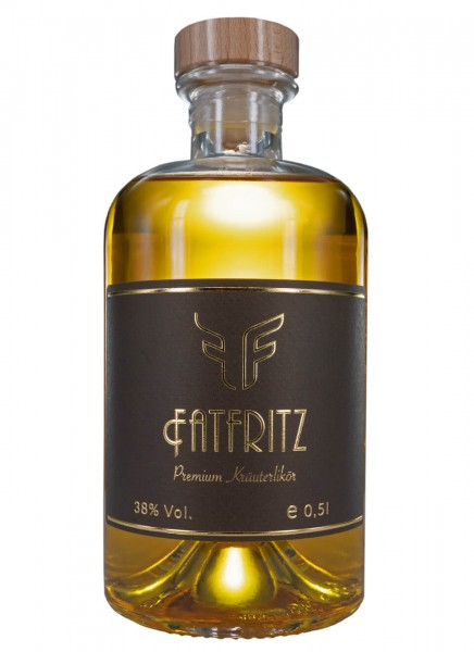 FatFritz Kräuterlikör 0,5 L
