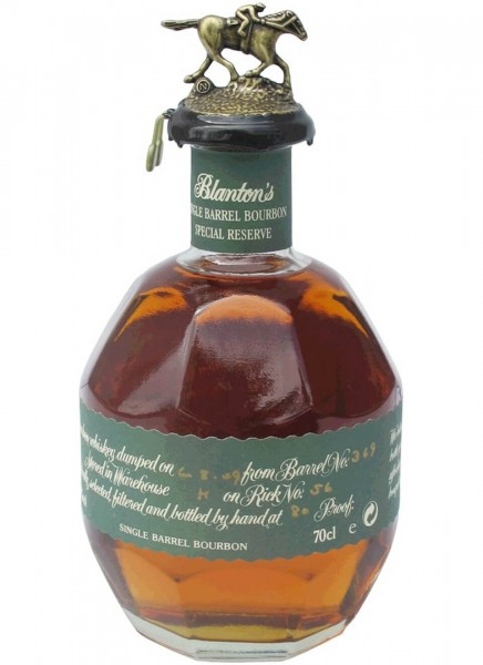 Blantons Special Reserve Bourbon Whiskey 0,7 L