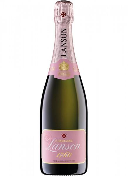 Lanson Rose Champagner 0,75 L