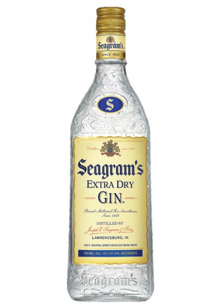 Seagreams Extra Dry Gin 0,7 L