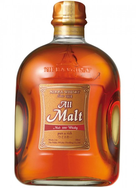 Nikka All Malt Whisky 0,7 L
