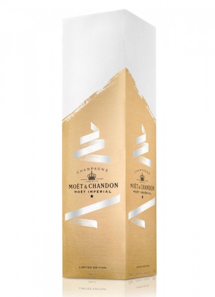 Moët & Chandon Brut Imperial Champagner End of the Year Edition 0,75 L
