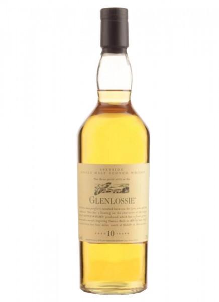 Glenlossie 10 Jahre Flora & Fauna Whisky 0,7 L