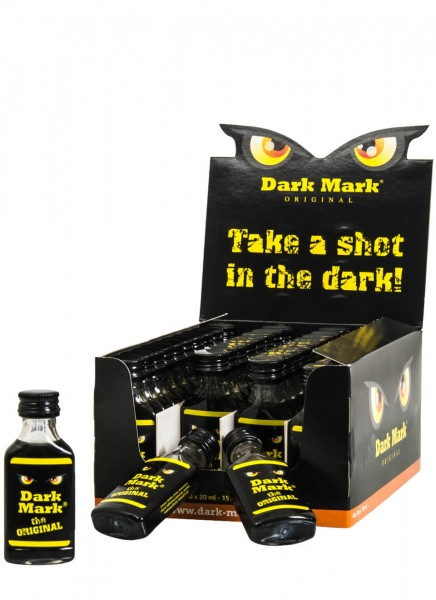 Dark Mark Original Miniatur 40er Box 0,8 L