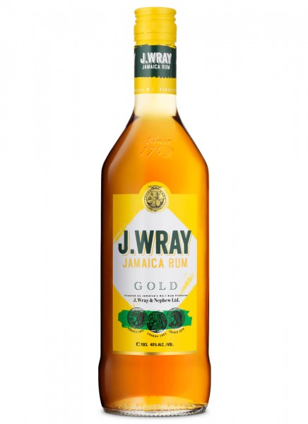 J. Wray Gold Rum 0,7 L