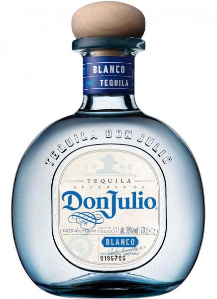 Don Julio Blanco Tequila 0,7 L