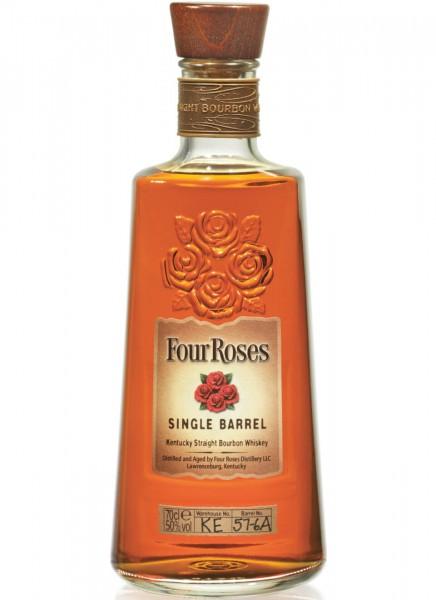 Four Roses Single Barrel Whiskey 0,7 L