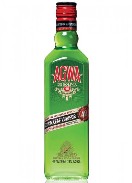 Agwa de Bolivia Coca Leaf Likör 0,7 L