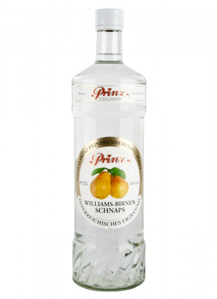 Prinz Williams-Birnen Schnaps 1 L