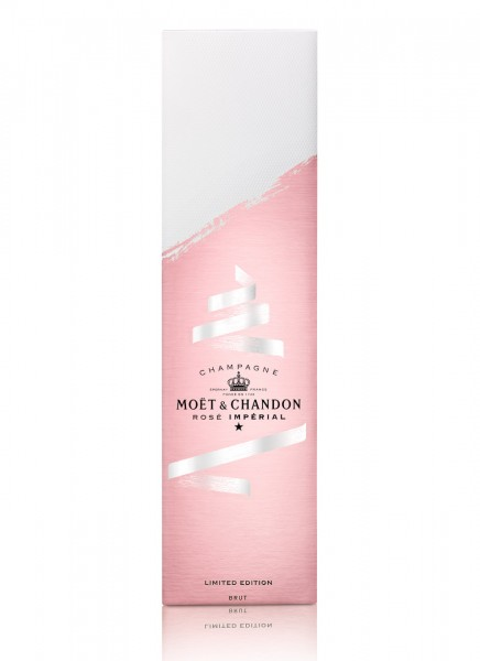 Moët & Chandon Rosé Imperial Champagner End of the Year Edition 0,75 L