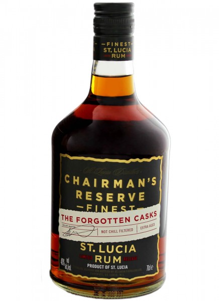 Chairmans Reserve The Forgotten Casks Rum 0,7 L