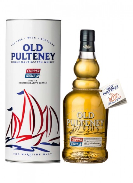 Old Pulteney Clipper Single Malt Whisky 0,7 L