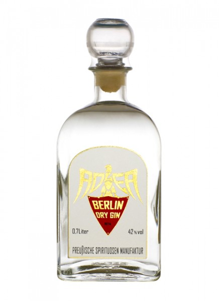Adler Berlin Dry Gin 0,7 L