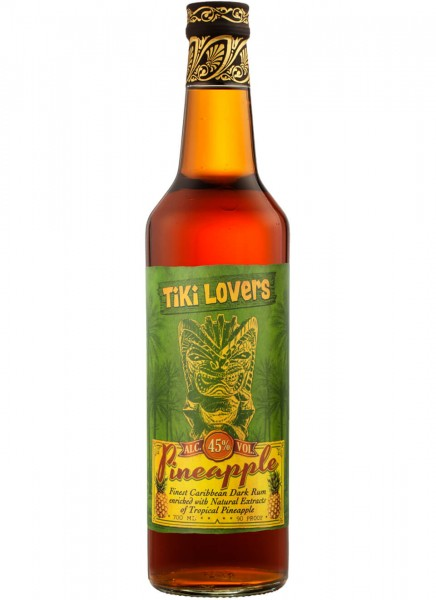 Tiki Lovers Pineapple 0,7 L