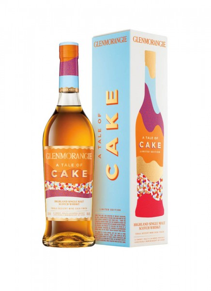 Glenmorangie A Tale of Cake Highland Single Malt Whisky 0,7 L