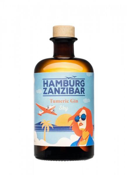 Hamburg-Zanzibar Tumeric Sky Gin 0,5 L