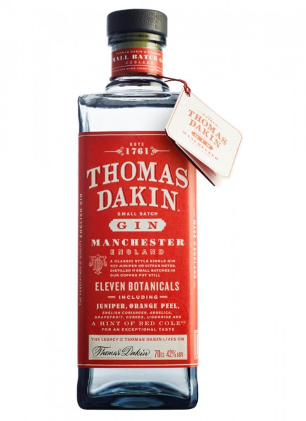 Thomas Dakin Small Batch Gin 0,7 L