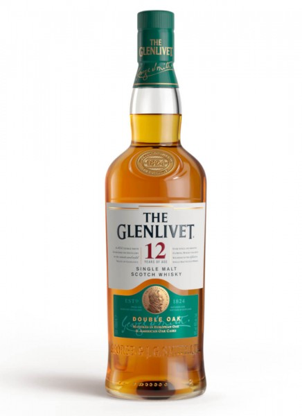 The Glenlivet 12 Years Single Malt Scotch Whisky 0,7 L