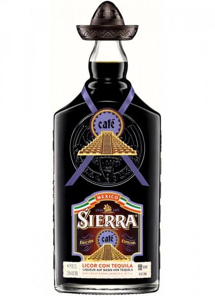 Sierra Tequila Silver Cafe Tequila-Kaffee-Likör 0,7 L