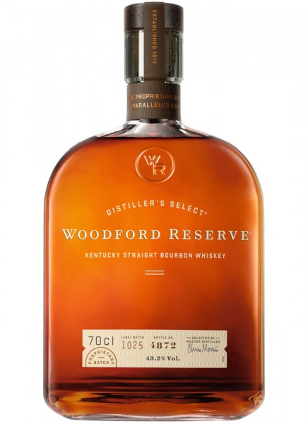 Woodford Reserve Bourbon Whiskey 0,7 L