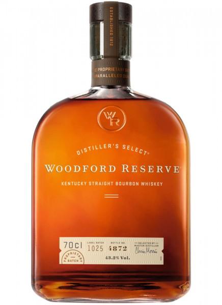 Woodford Reserve Bourbon Whiskey 0,7 L