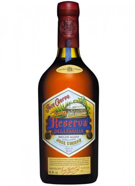 Jose Cuervo Reserva de la Familia Añejo Tequila 0,7 L
