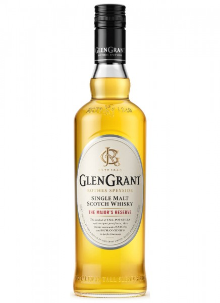 Glen Grant The Majors Reserve Single Malt Scotch Whisky 0,7 L