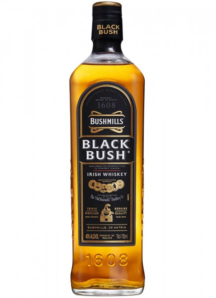 Bushmills Black Bush Irish Whiskey 0,7 L