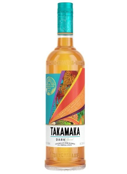 Takamaka Dark Spiced 0,7 L