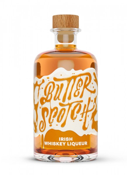 Butterscotch Original Irish Whiskey Liqueur 0,5 L