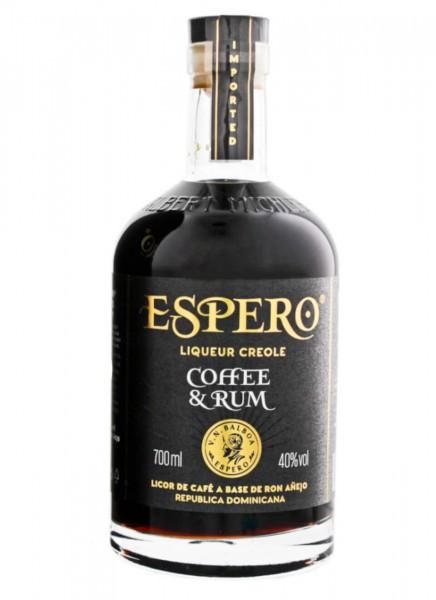 Espero Liqueur Creole Coffee & Rum 0,7 L
