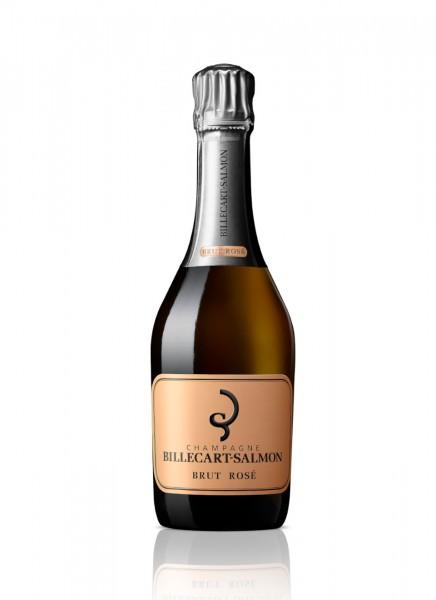 Billecart-Salmon Brut Rosé Champagner 0,375 L